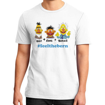 Bert + Ernie = Bernie - Men's District T-shirt