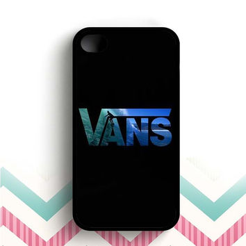 vans surfing  iPhone 4 and 4s case