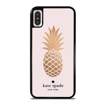 PINEAPPLE KATE SPADE iPhone X / XS case