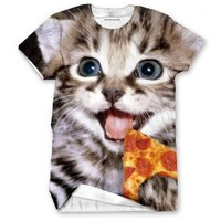 Ready2Ship - Happy Pizza Cat