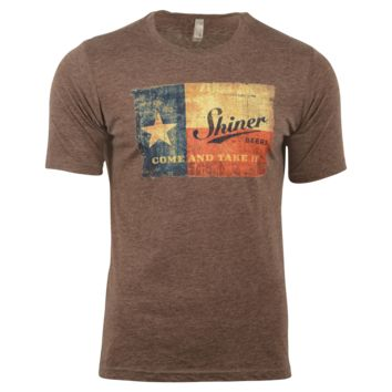 Shiner Beers Come and Take It