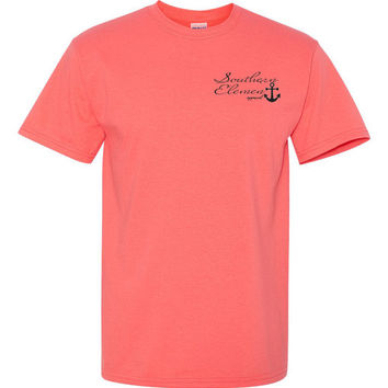 Southern Girl Shirt. Sweeter than Heaven Hotter than Hell Everyone loves a Southern Belle. Southern Belle Shirts. Southern Element Apparel