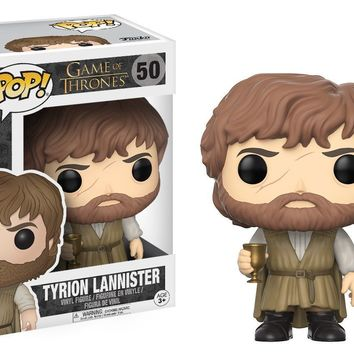Funko Pop Game of Thrones: GOT - Tyrion 50 12216