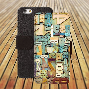 iphone 5 5s case dream Digital symbol carved iphone 4/ 4s iPhone 6 6 Plus iphone 5C Wallet Case,iPhone 5 Case,Cover,Cases colorful pattern L150
