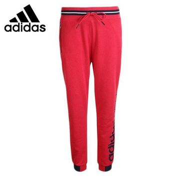 PEAP78W Original New Arrival  Adidas NEO Women's  Knitted Running Pants  Sportswear