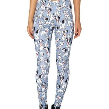 Dalmatian Toasties Leggings