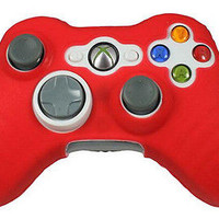 New Silicone Skin Case Cover for XBOX 360 Game Controller