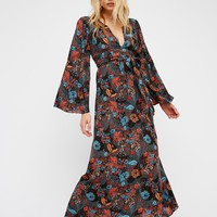 Free People Wild Laurel Maxi Dress