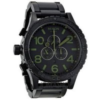 NIXON Men's NXA0831042 Chronograph Dial Watch