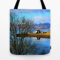 Bliss Tote Bag by Haroulita | Society6