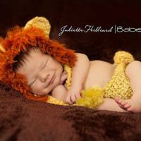 CROCHET PATTERN PDFBaby Lion 3 sizes by CrochetMyLove on Etsy