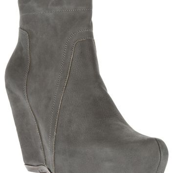 Rick Owens Wedge Ankle Boot