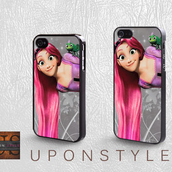Disney Tangled, Phone Cases, iPhone 5 Case, iPhone 5s Case, iPhone 4 Case, iPhone 4s case, Case for iphone, Case No-1092