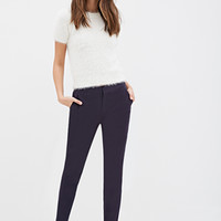 Classic Crease-Front Trousers