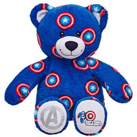16 in. Captain America Bear
