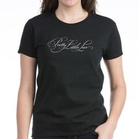 Pretty Little Liar white Women's Dark T-Shirt