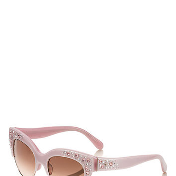 Kate Spade Dafny Sunglasses Milky Pink ONE