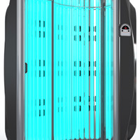 Solar Storm 48ST Stand-Up Tanning Bed - Commercial Tanning Beds - Hot Tanning Beds