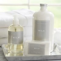 K. HALL DESIGNS SOAPS - MILK
