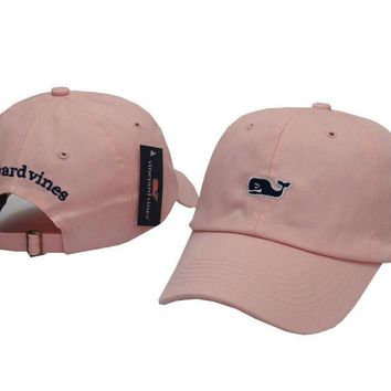 Vineyard Vines Women Men Embroidery Sports Sun Hat Baseball Cap Hat-1