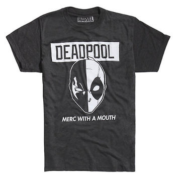 Marvel Deadpool Merc With A Mouth T-Shirt