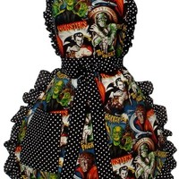 Hollywood Monsters Horror Movie Apron