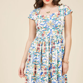 Hum One Like You Midi Dress