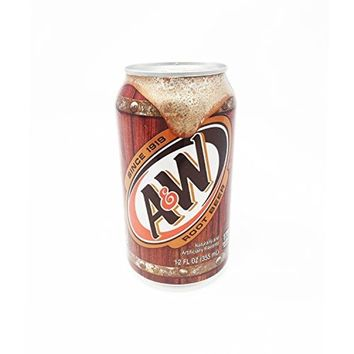 A&W Root Beer Stash/Safe Can