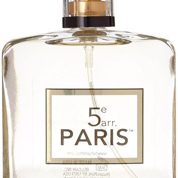 Parfums Belcam 5e Arr Paris Version of Chanel No. 5 Eau De Parfum Spray, 1.7 Fluid Ounce
