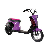 Monster High Electric City Scooter (Purple/Pink/Black)