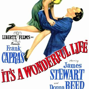 It's a Wonderful Life 11x17 Movie Poster (1946)