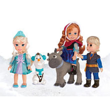 Disney Frozen 6-inch Toddler Gift Set