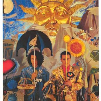 Tears for Fears Seeds of Love 1989 Poster 24x34