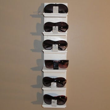 "HANDMADE display shelves 2'x51/2""x4"" made to order with Roman OGEE Edging display your knicknacks, sunglasses, cameras or candles"