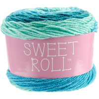 Premier Sweet Roll Yarn in Frosty