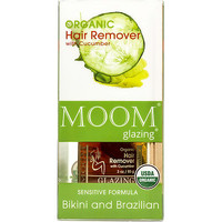Organic Hair removal Kit with Cucumber for Bikini and Brazilian