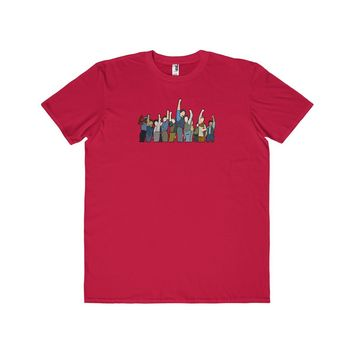 Newsies Newsboys In Defiance Fashion Tee