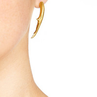 Mandible Earrings by Rachel Boston
