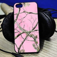 Realtree Camo pink iphone 4 case iphone 5 case samsung galaxy s3 case