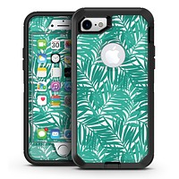 Tropical Summer v2 - iPhone 7 or 7 Plus OtterBox Defender Case Skin Decal Kit