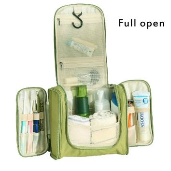 Magictodoor Travel Kit Organizer Bathroom Storage Cosmetic Bag Toiletry Bag YF88001