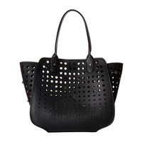 LOVE Moschino Perforated Tote
