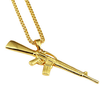 Jewelry Stylish New Arrival Shiny Gift Hip-hop Accessory Pendant Necklace [10529026883]