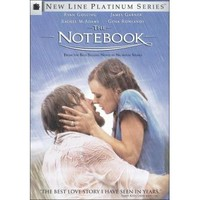 The Notebook (DVD) (Full Screen/Enhanced Widescreen for 16x9 TV) (Eng) 2004