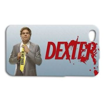 Cute Dexter Caution Tape Funny Phone Case iPhone 4 4s 5 5c 5s 6 6s Plus Hot iPod