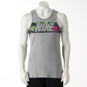 Nike Floral Tank Top