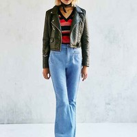Somedays Lovin Goldie Rigid Flare Jean