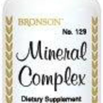 [Pack of 2] Bronson Mineral Complex, 250 Tablets Each