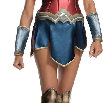 WONDER WOMAN MOVIE: WONDER WOMAN ADULT SECRET WISHES COSTUME