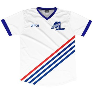 Montreal Maniacs Soccer Jersey